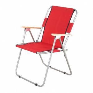 Piknik Sandalyesi Kırmızı