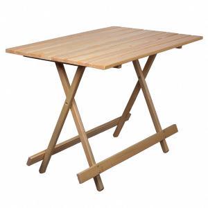 Katlanır Piknik Masası Doğal