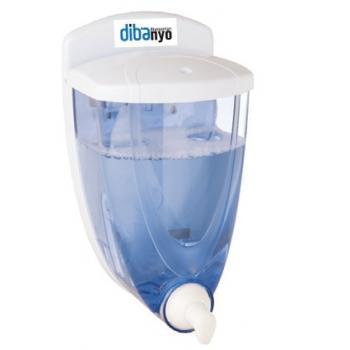 Lüx Beyaz Sıvı Sabunluk 350 ml