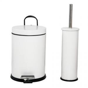 Dibanyo Banyo Seti 2'li 5 litre Beyaz