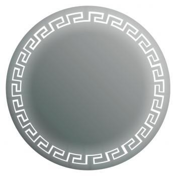 Dibanyo Ledli Ayna - Sensörlü 70x70 cm