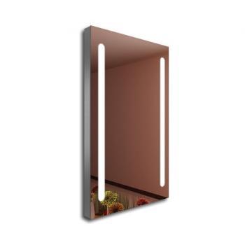 Dibanyo Ledli Ayna Metal Çerçeve / On-Off Düğmeli 50x70 cm