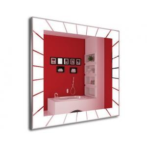 Dibanyo Ledli Sensörlü Buğu Önleyicili Ayna 70x70 cm