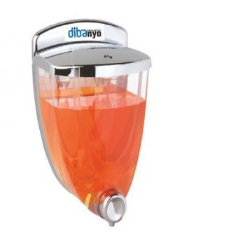 Lüx Krom Sıvı Sabunluk 650 ml
