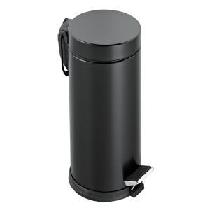 Dibanyo Pedallı Çöp Kovası 5 Litre Siyah