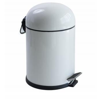 Dibanyo Bon Çöp Kovası 5 Litre Beyaz
