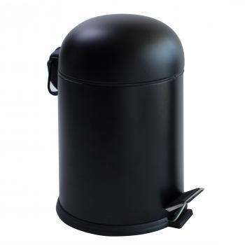 Dibanyo Bon Çöp Kovası 5 Litre Siyah