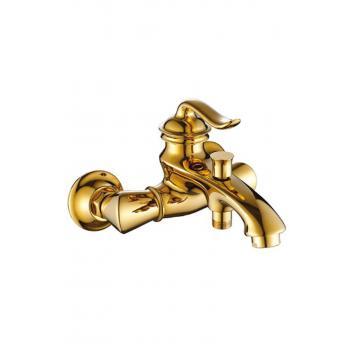 Elegant Gold Banyo Bataryası Altın Renkli