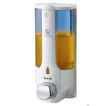 Kında Manuel Sıvı Sabunluk 380 ml Beyaz